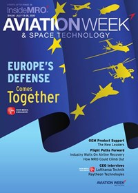 Aviation Week & Space Technology Magazine | 7/13/2020 Cover