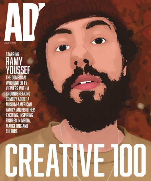 Adweek Cover - 6/8/2020