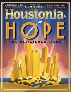 Houstonia Magazine | 6/2020 Cover