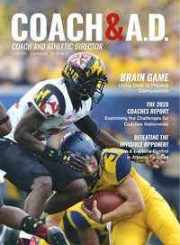 Coach and Athletic Director Magazine   6/2020 Cover