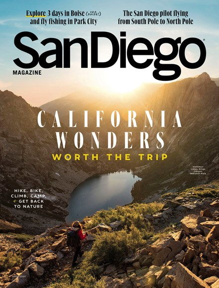 San Diego Cover - 4/1/2020
