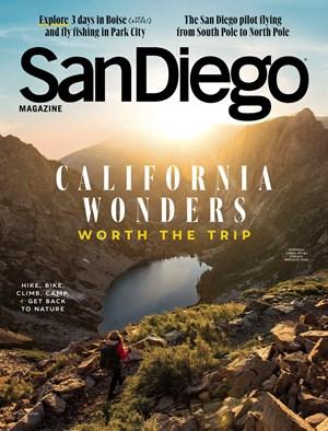 San Diego Magazine | 4/2020 Cover