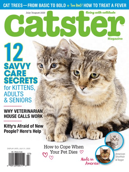 Catster Cover - 7/1/2020