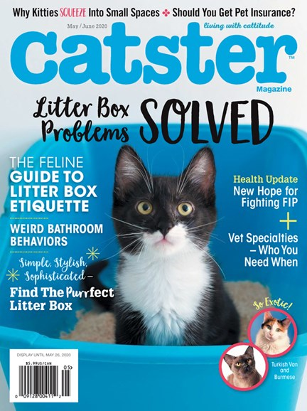 Catster Cover - 5/1/2020