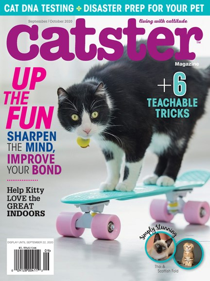 Catster Cover - 9/1/2020