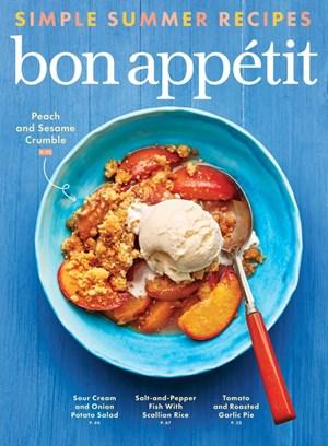 Bon Appetit   8/2020 Cover