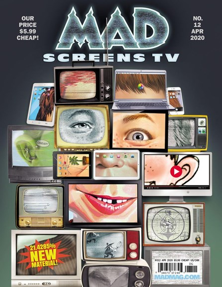 Mad Cover - 4/1/2020