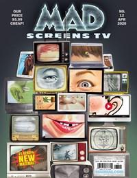 Mad Magazine   4/2020 Cover