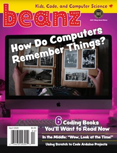 Beanz | 4/2020 Cover