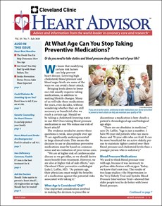 Heart Advisor | 7/2020 Cover
