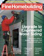 Fine Homebuilding Magazine | 7/2020 Cover
