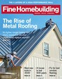 Fine Homebuilding Magazine | 3/2020 Cover