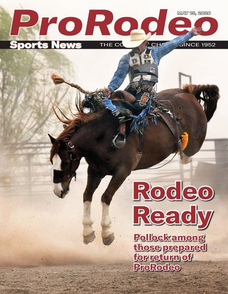 Pro Rodeo Sports News Cover - 5/15/2020
