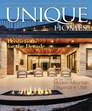 Unique Homes Magazine | 1/2020 Cover