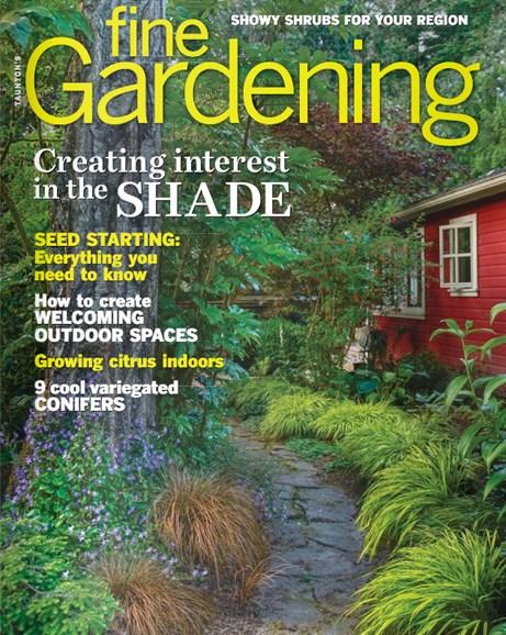 Fine Gardening Cover - 2/1/2020