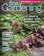 Fine Gardening Magazine   4/2020 Cover