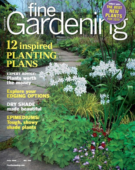 Fine Gardening Cover - 6/1/2020