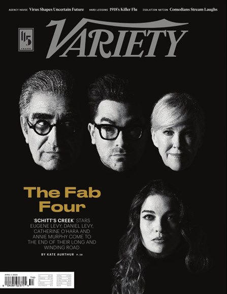 Variety Cover - 4/1/2020