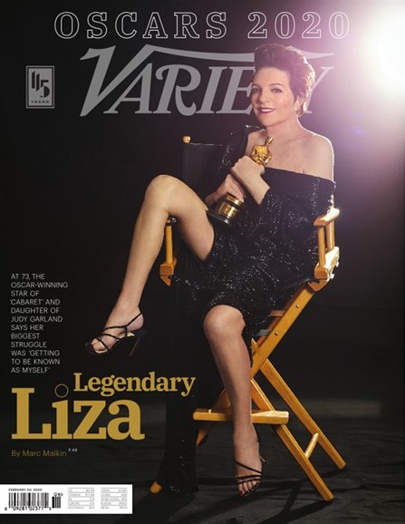 Variety Cover - 2/2/2020
