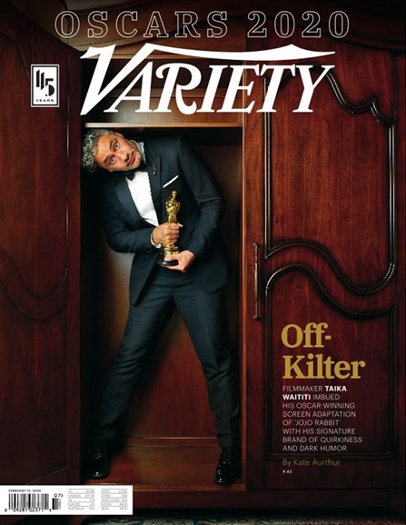 Variety Cover - 2/12/2020