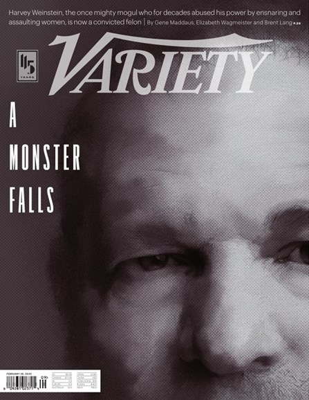Variety Cover - 2/26/2020