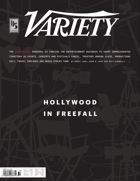 Variety Cover - 3/11/2020