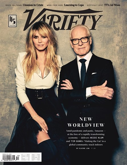 Variety Cover - 3/25/2020