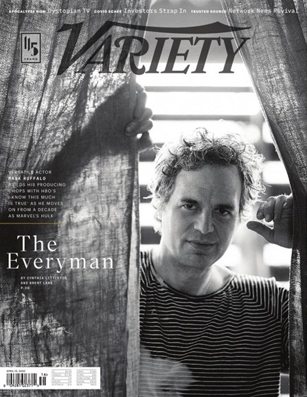 Variety Cover - 4/15/2020