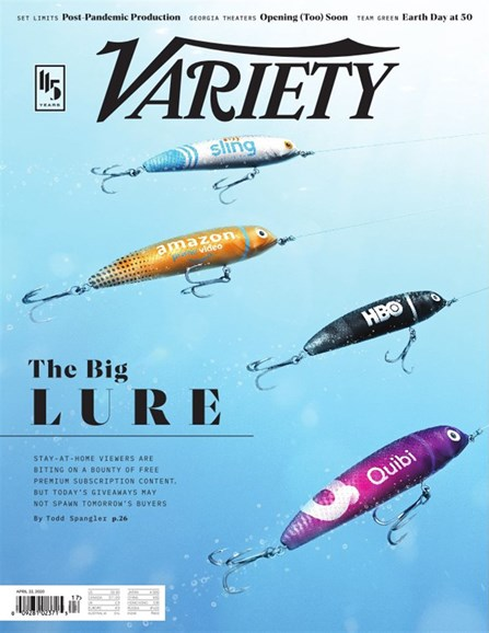 Variety Cover - 4/22/2020