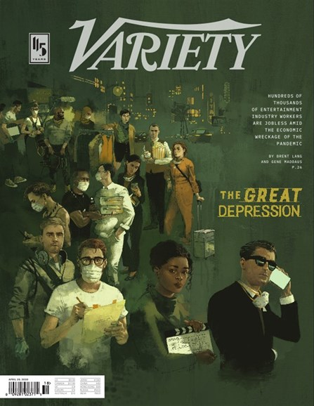 Variety Cover - 4/29/2020