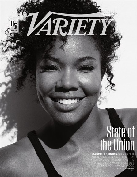 Variety Cover - 5/27/2020