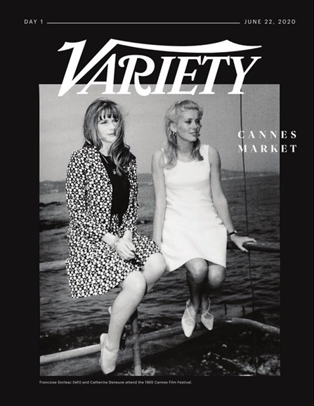 Variety Cover - 6/22/2020