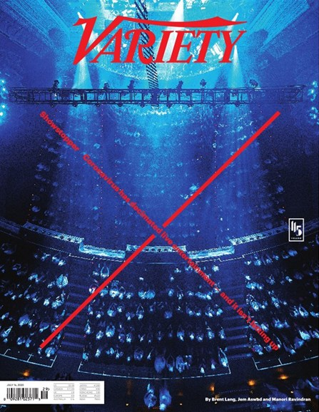 Variety Cover - 7/14/2020