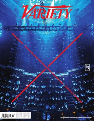 Weekly Variety Magazine   7/14/2020 Cover