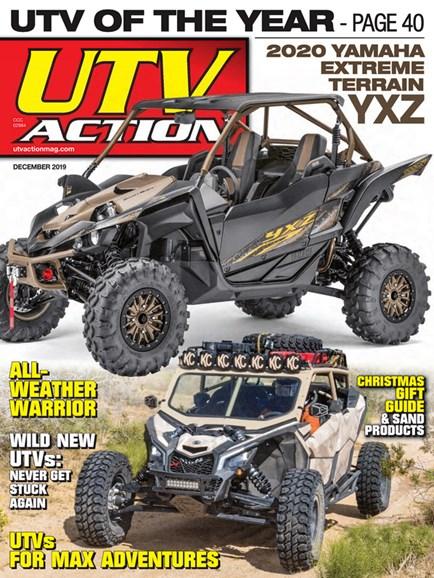 UTV Action Cover - 12/1/2019