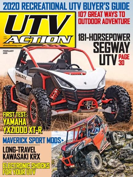 UTV Action Cover - 2/1/2020