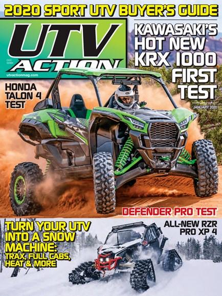 UTV Action Cover - 1/1/2020