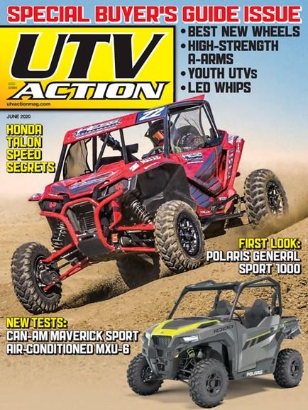 UTV Action Cover - 6/1/2020
