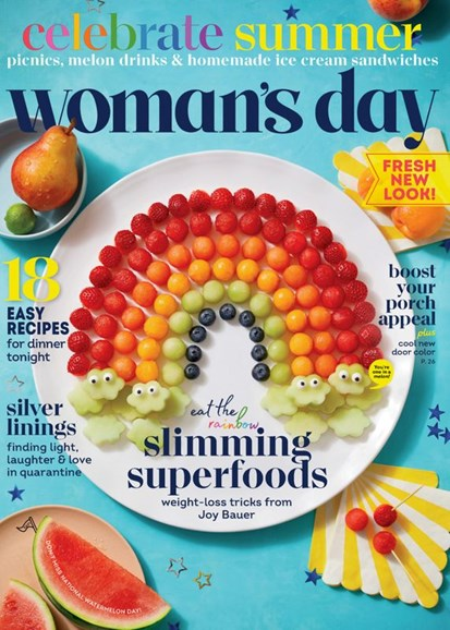 Woman's Day Cover - 7/1/2020