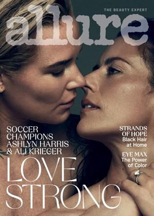 Allure | 8/2020 Cover