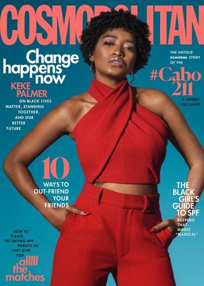 Cosmopolitan Cover - 7/1/2020