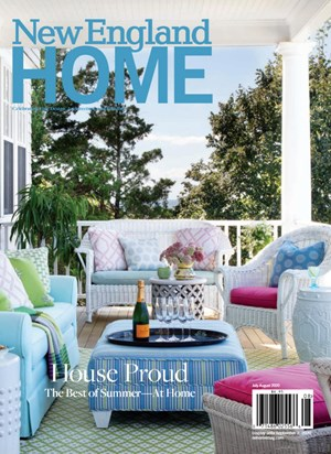 New England Home Magazine | 7/2020 Cover