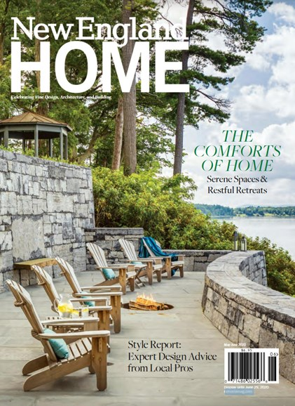 New England Home Cover - 5/1/2020