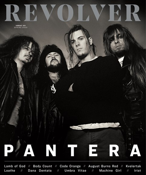 Revolver Cover - 3/1/2020