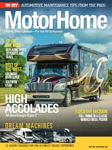 MotorHome | 4/2020 Cover