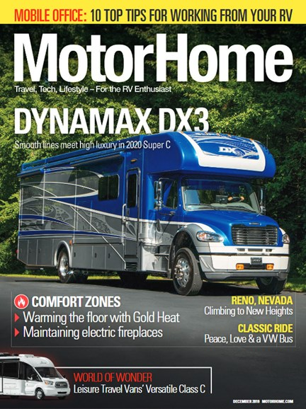 MotorHome Cover - 12/1/2019
