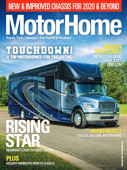 MotorHome Cover - 2/1/2020