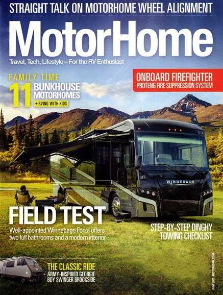 MotorHome Cover - 6/1/2020