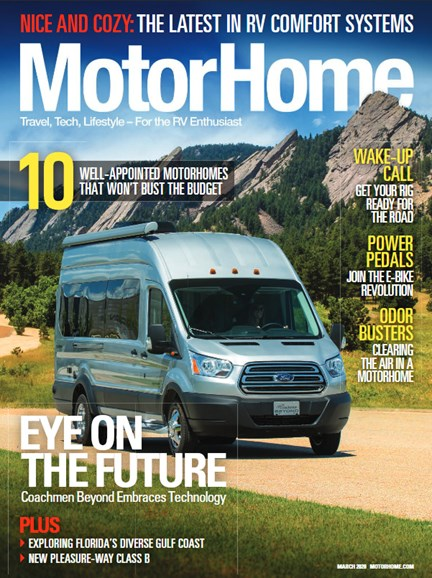 MotorHome Cover - 3/1/2020