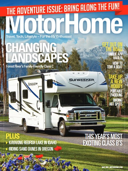 MotorHome Cover - 5/1/2020